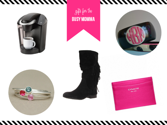Gifts for the Busy Momma via One Stylish Party