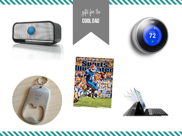 Gifts for the Cool Dad via One Stylish Party
