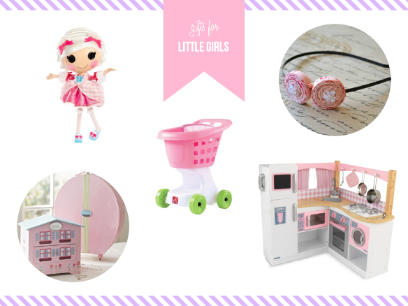 Gifts for Little Girls via One Stylish Party