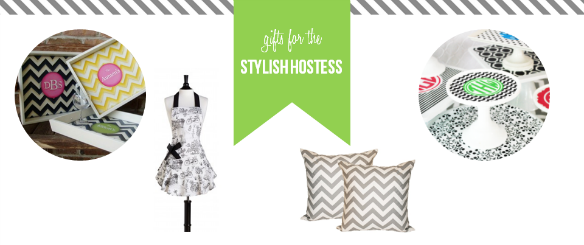 Gifts for the Stylish Hostess via One Stylish Party