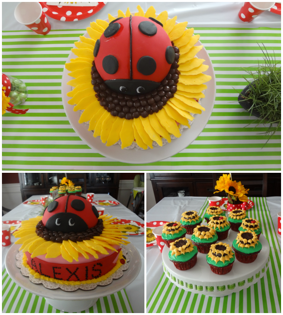 Real Party Little Ladybug First Birthday