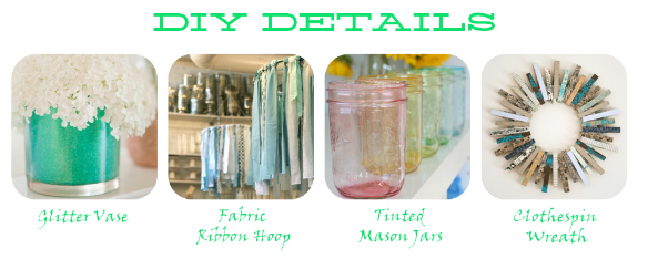 2013 Party Trends – DIY Details – One Stylish Party