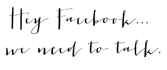 hey facebook
