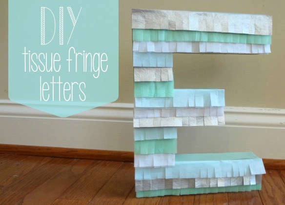 diy-tissue-fringe-letters-tutorial