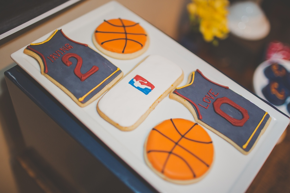 Cleveland Cavaliers and Cake-33