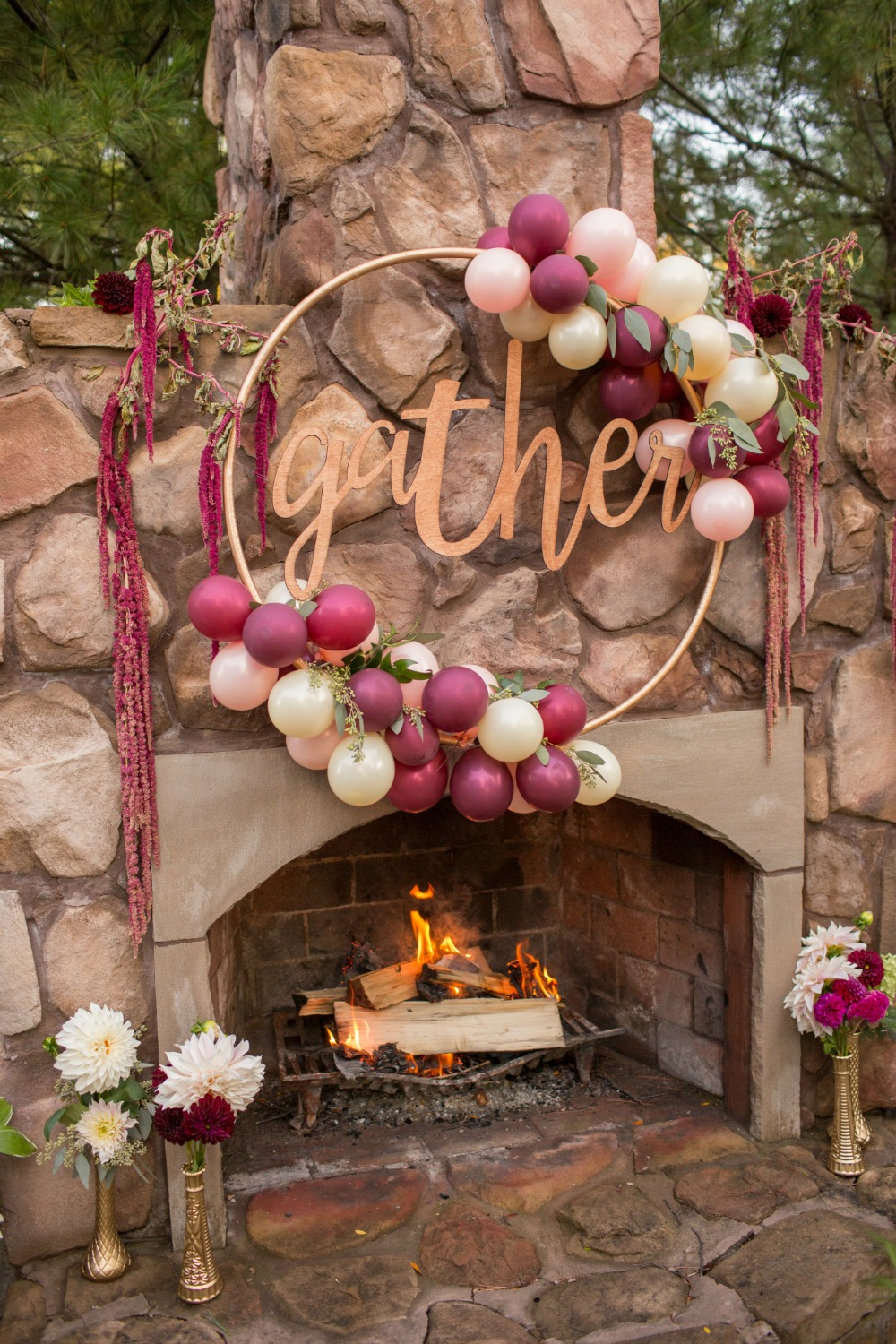 Ways To Style A Balloon Garland