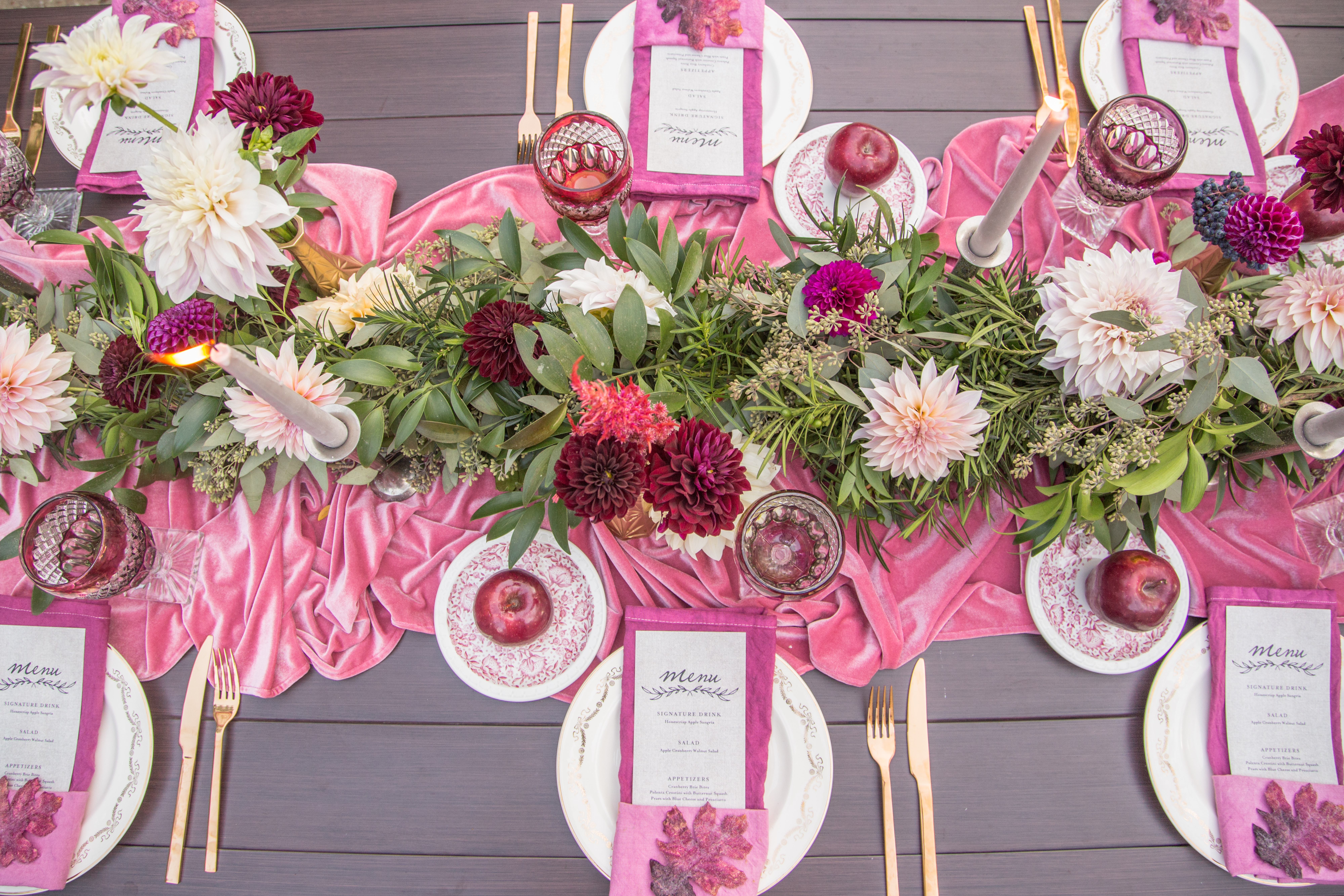 velvet-table-runner-candy-crush-events