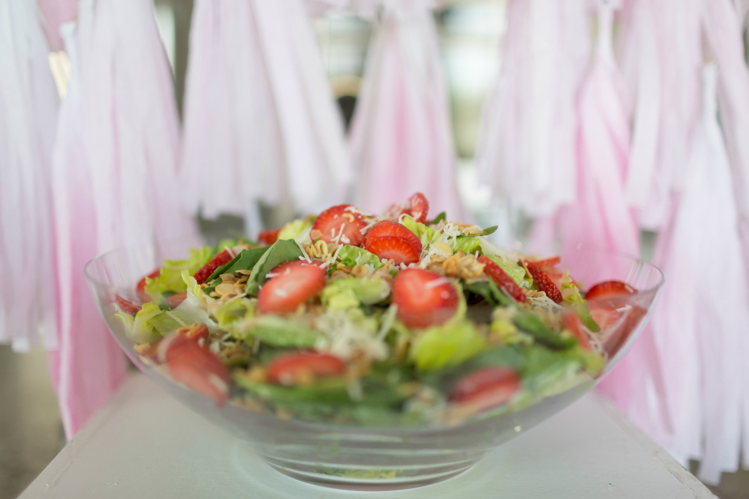 strawberry-parmesean-salad