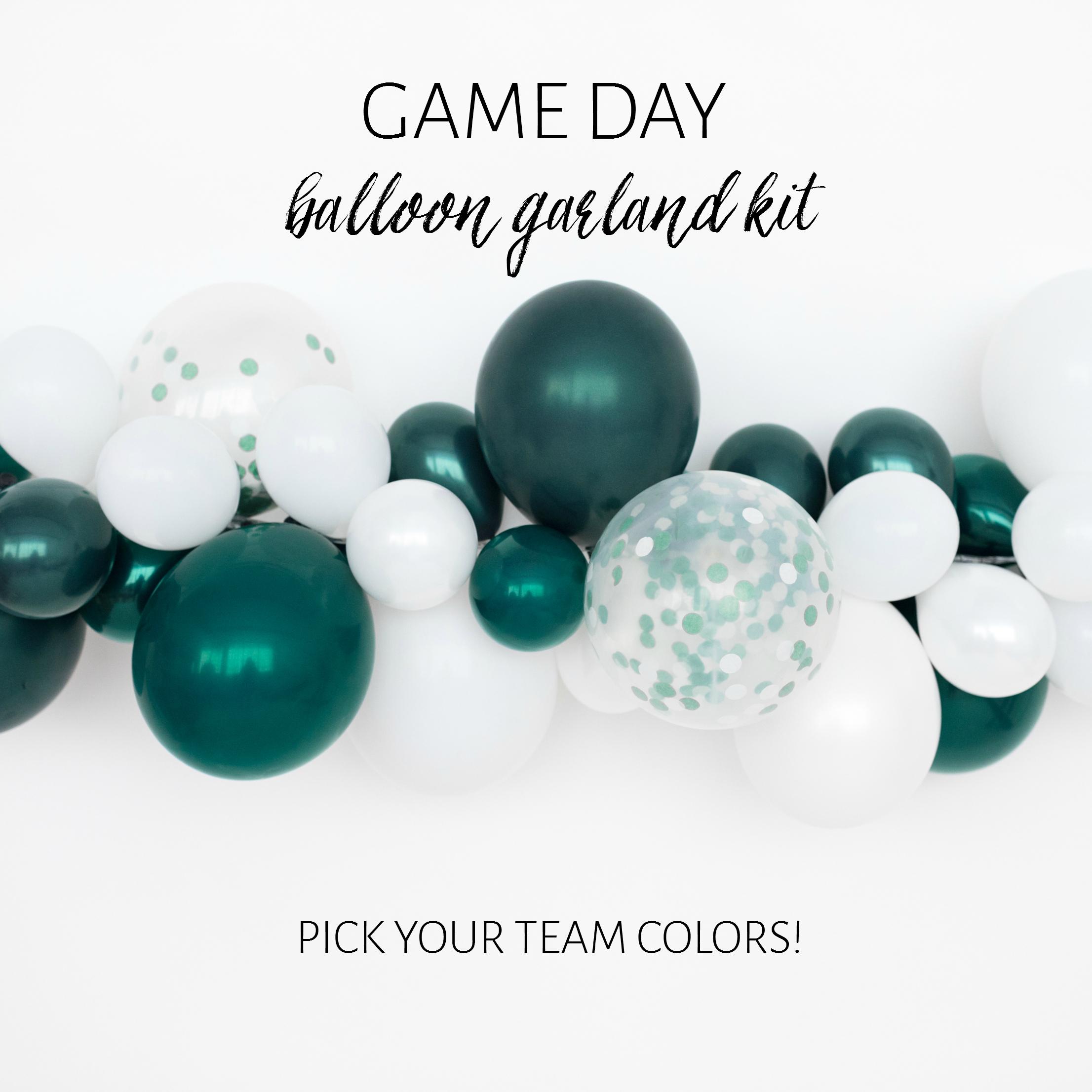gameday-balloon-garland