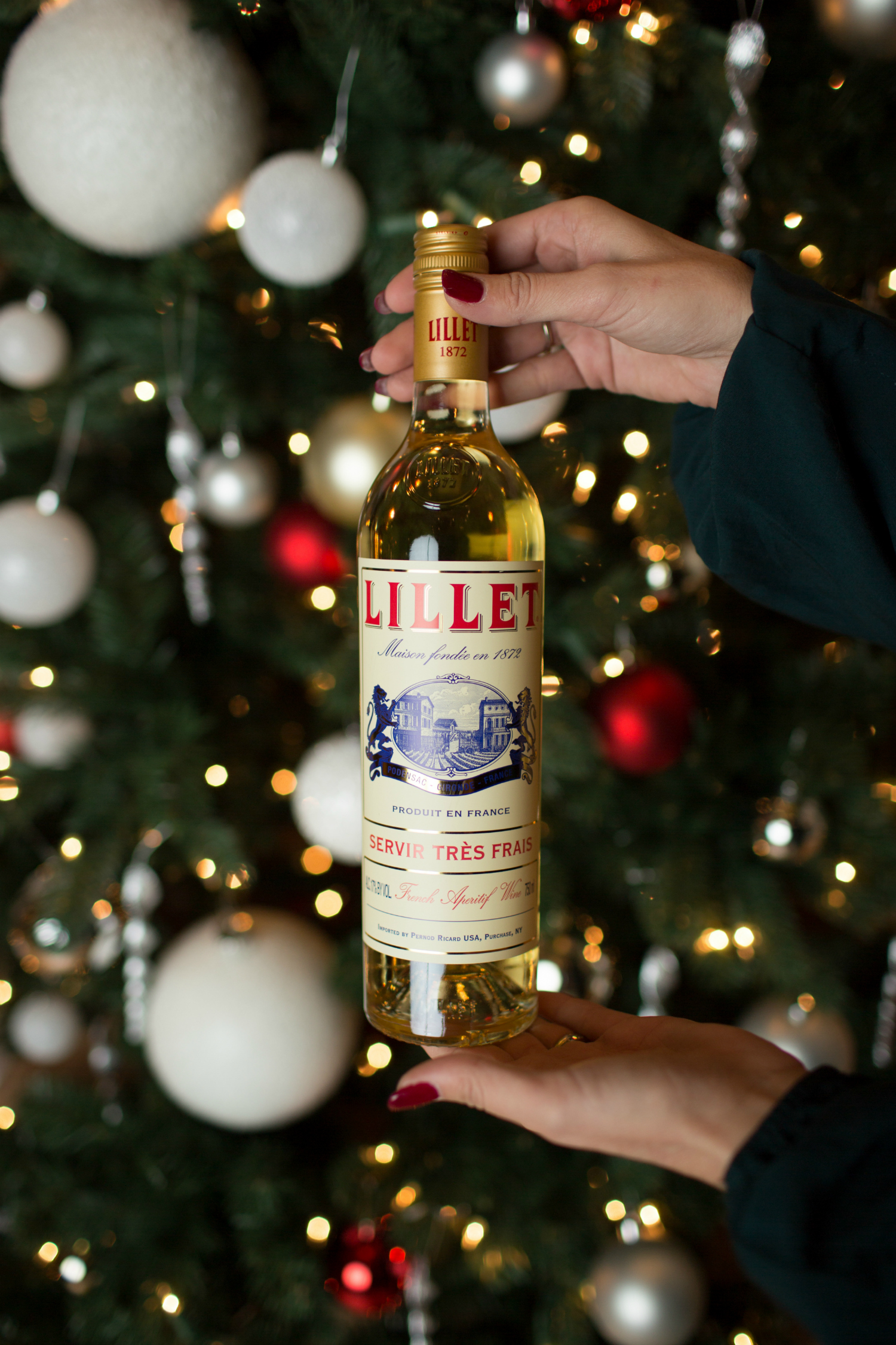 One Stylish Party Lillet Holiday 2017-2