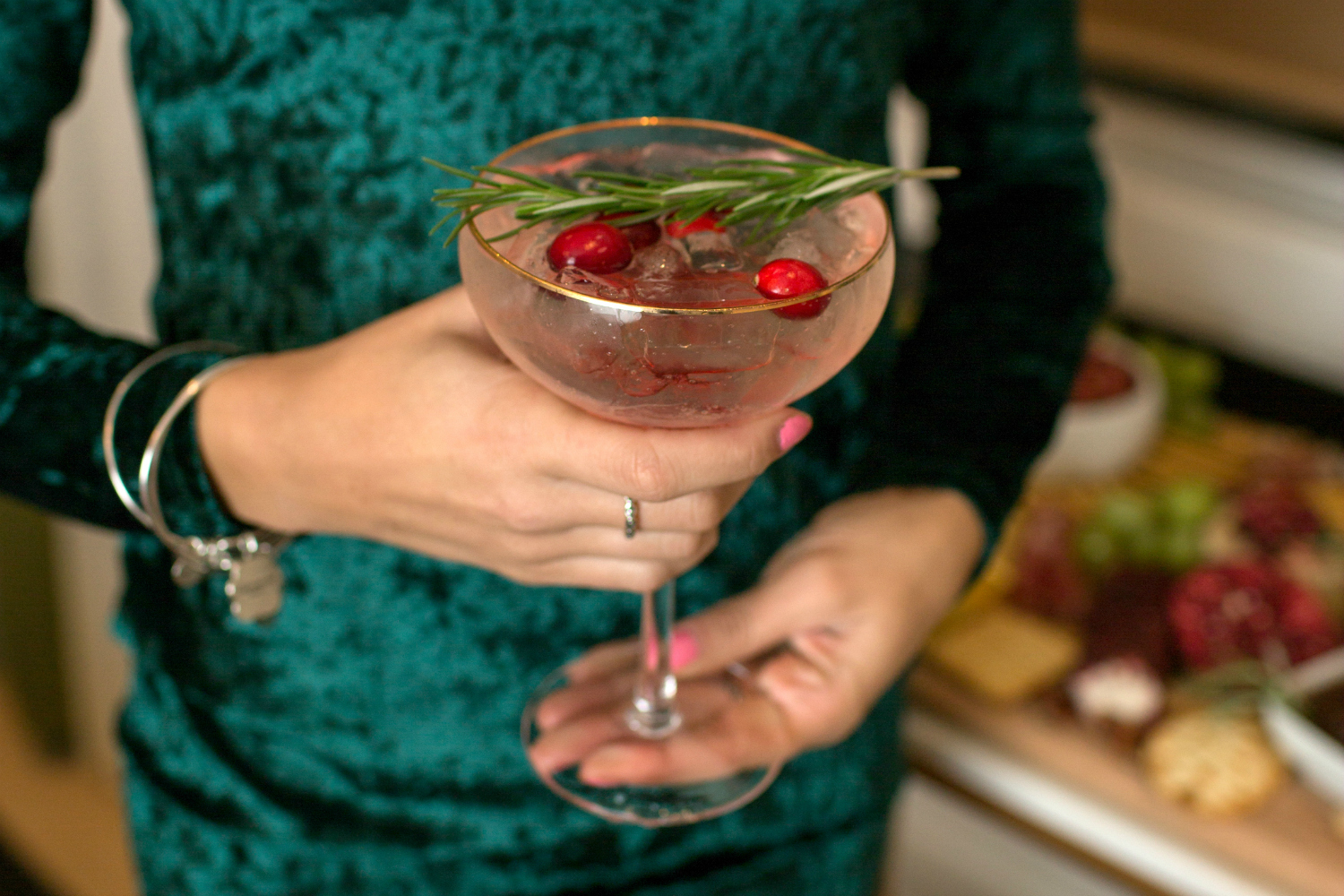 One Stylish Party Lillet Holiday 2017-35