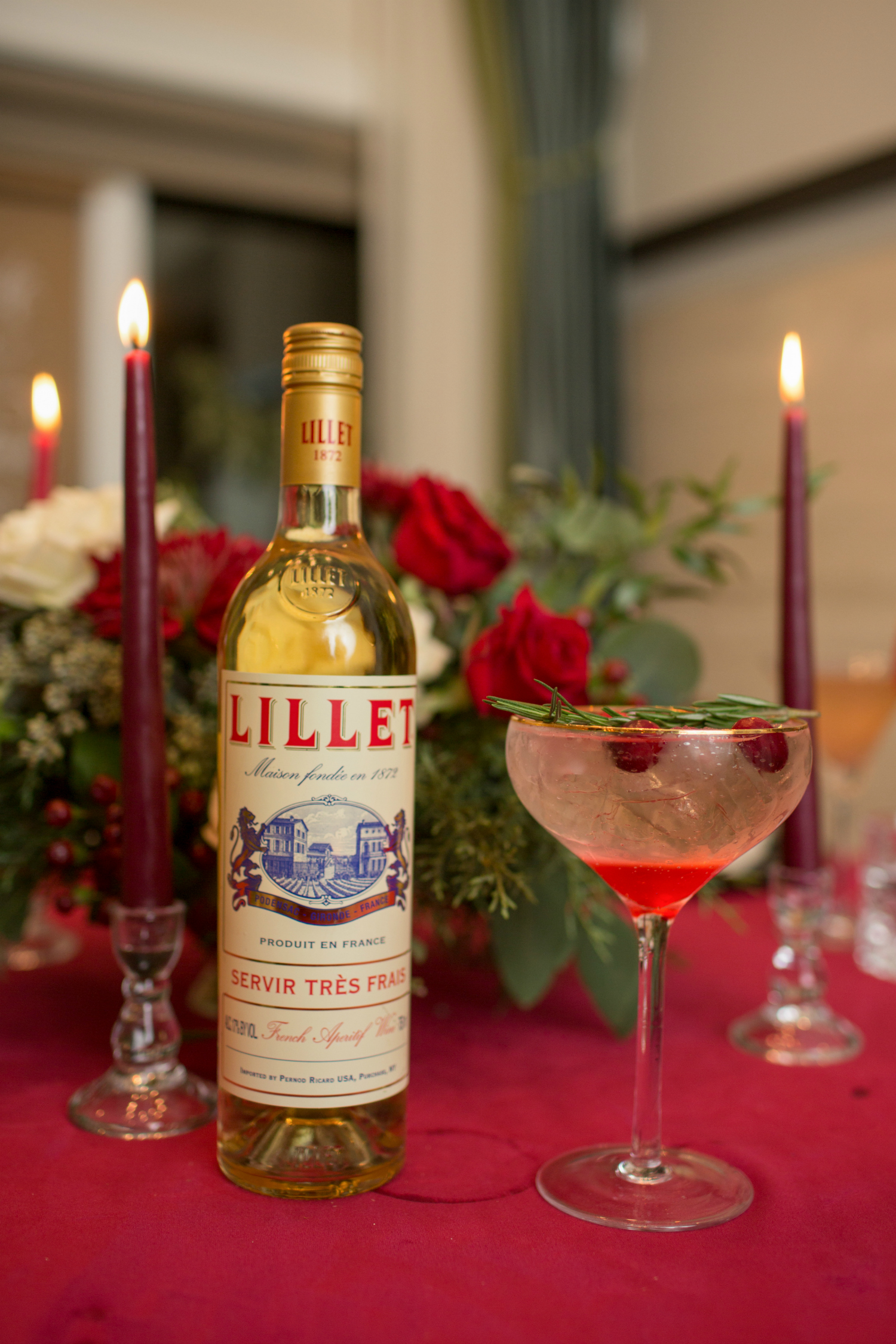 One Stylish Party Lillet Holiday 2017-39