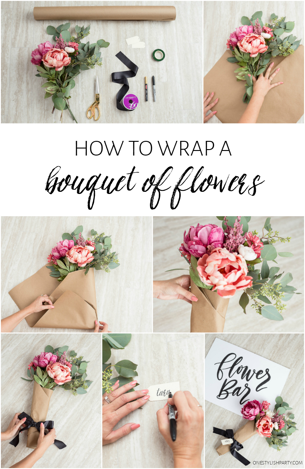 Love is blooming diy bridal shower with michaels weddings thank you to michaels for sponsoring this post izmirmasajfo