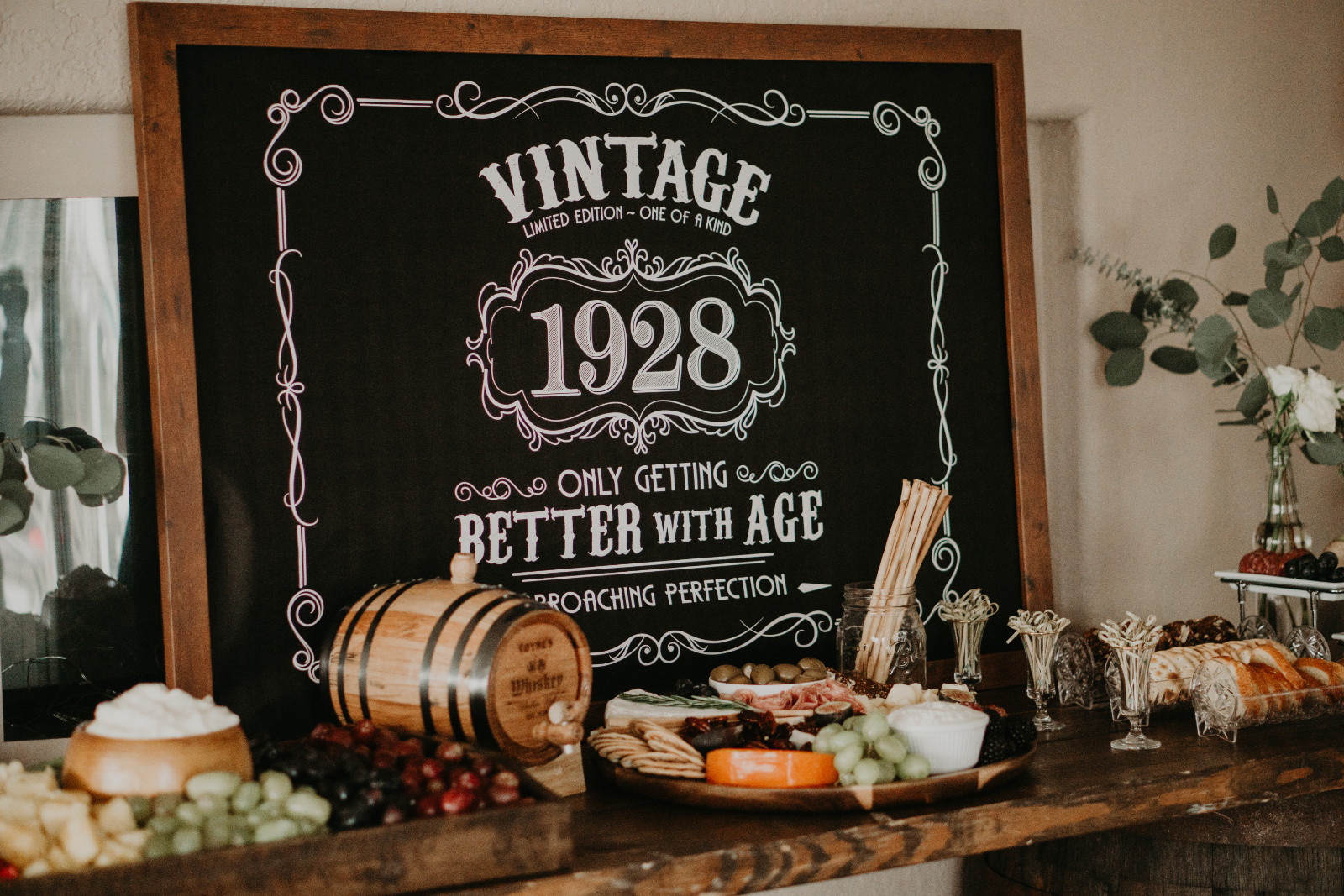 Aged To Perfection 90th Birthday Celebration