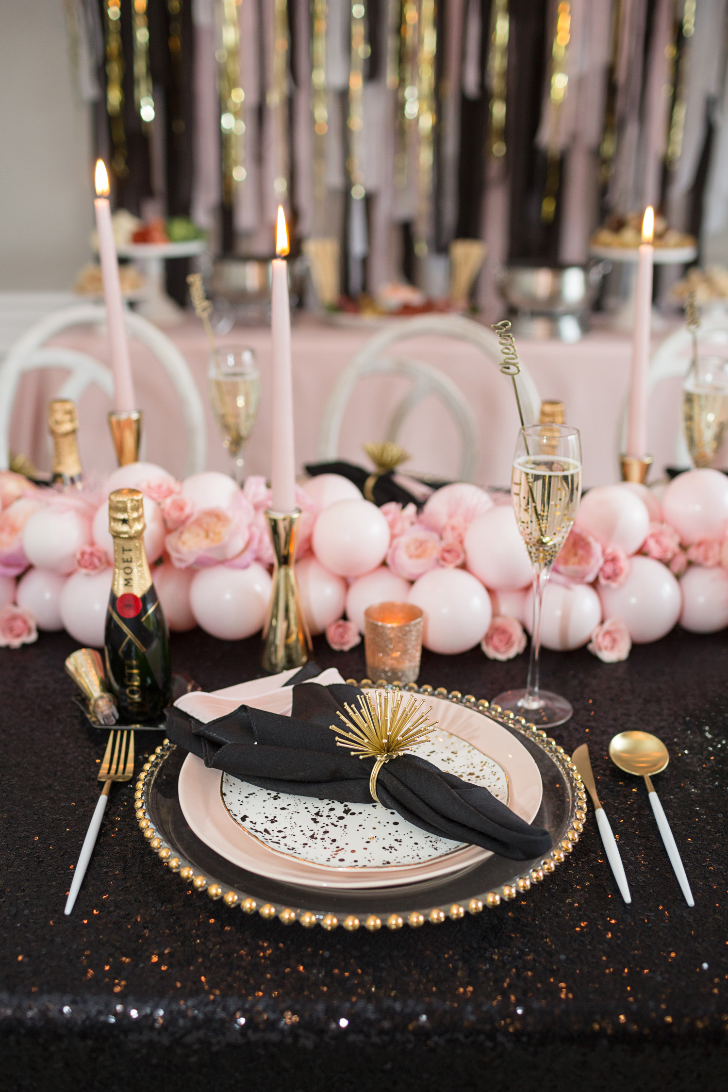 Glam Home New Year S Eve Party That Is Parent Kid Approved