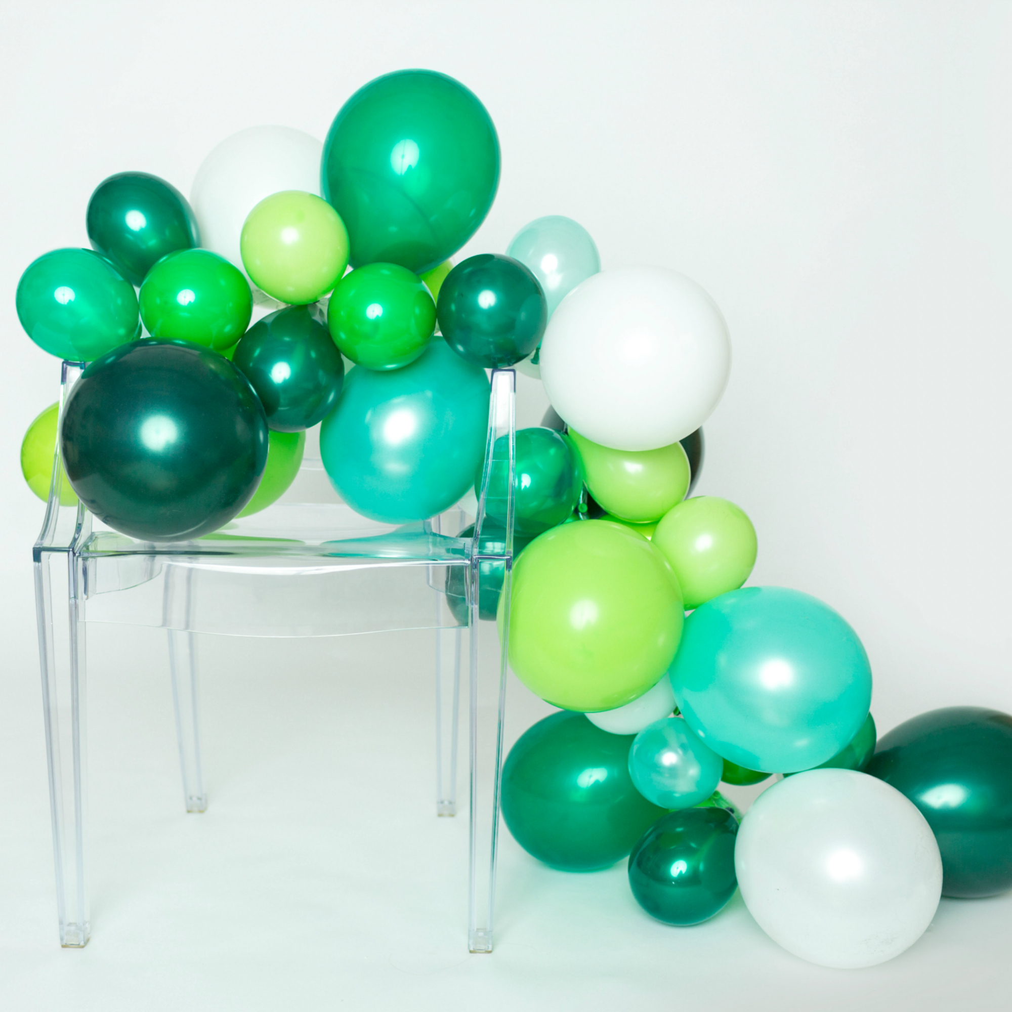 Diy Balloon Garland Kit In The Jungle
