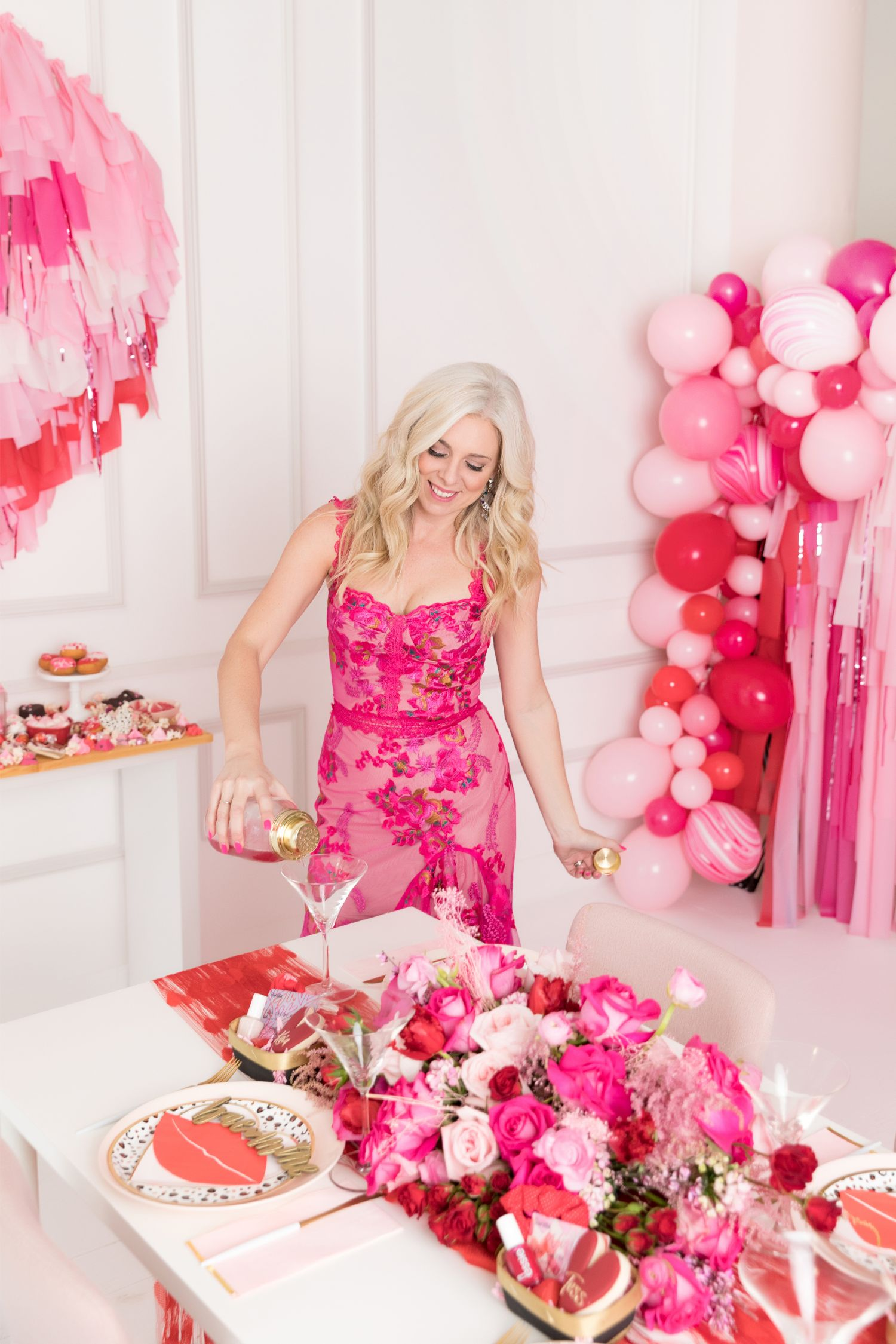Let S Get Wild Galentine S Day Party